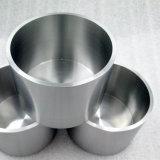 Einschmelzen-Wolframtiegel, 6-8L W Tiegel für Laborelektrischen Ofen
