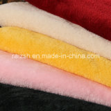 Poliestere Weft Dyeing Beiji Velvet Fabric per Clothes/Toys