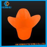 POT di fiore di plastica impermeabile del PVC dei recipienti di plastica