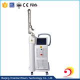 Лазер медицинского СО2 пробки RF частично наносит шрам машина удаления