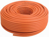 LPG Gas Hose de ISO3821 Rubber com Fitting (ISO3821)
