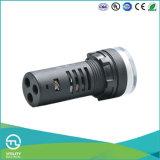 Utl connette la lampada a terra Ad108-22W/N dell'indicatore posizione