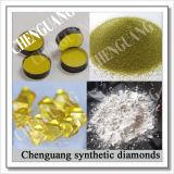 Hpht synthetische Diamanten der verschiedenen Formen und der verschiedenen Größen für industriellen und Schmucksachen Gebrauch