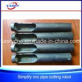 Средний автомат для резки плазмы CNC стальной трубы обязанности