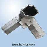 Metal a tre vie Stand con Die Casting (HY-J-C-0064)