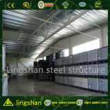 Taller prefabricado de la estructura de acero de la ISO para Afria del sur