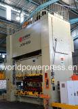 Tipo próximo máquina de 500 toneladas da imprensa de potência da manivela do dobro