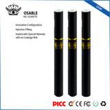 E-Sigaretta a gettare di Vape dell'olio di trasporto del gocciolamento vuota