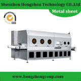 Folha Metal Frame Cabinet para Machine