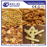 Cer Automatic Fry Flour Pellet 3D Snacks Machine