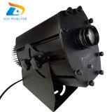 80ワットプロジェクターライト2ロゴIP65広告のための10000の内腔機械