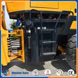 cargador de la máquina de la construcción de la prensa hidráulica 1.2ton mini