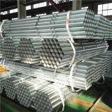 BS1387 ASTM A53 A500 ha galvanizzato l'uso sotterraneo del tubo