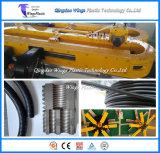 труба из волнистого листового металла PA PVC высокоскоростного PP PE 20-30m/Min одностеночная гибкая делая машину