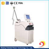 4 de q-Schakelaar van de golflengte Machine van de Verwijdering van de Tatoegering van de Laser van Nd YAG de Medische