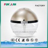 Água elétrica da forma redonda - ar baseado Revitaliser