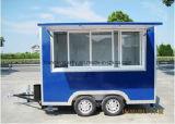 Nuovo carrello mobile trainabile mobile progettato dell'alimento con Ce