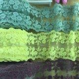 Merletto variopinto della maglia di alta qualità per gli accessori e la decorazione dei capelli