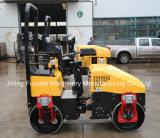 pequeños rodillos vibratorios hidráulicos del asfalto 1000kg para la venta (FYL-890)
