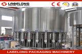 Linha de engarrafamento máquina da bebida do animal de estimação automático de enchimento do suco de fruta fresca