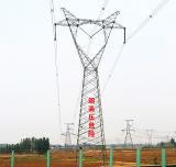 두 배 회로를 가진 220 Kv 격자 전송 탑