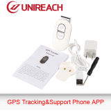 Mini impermeabile Personal GPS Tracker con lunga vita Battery (MT60)