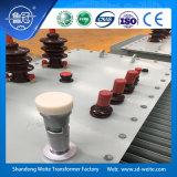 distribution immergée dans l'huile triphasée Electrictransformer d'Onan du plein cachetage 10kv avec des options d'Oltc