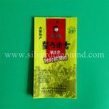 Sacchetti di vuoto compositi dell'imballaggio di alimento di Plasic della saldatura a caldo variopinta