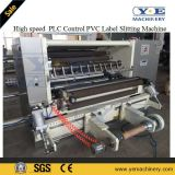 Máquina de corte de alta velocidade da película do PE do controle do PLC de Ruian