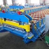Roulis de panneau de paquet de 1000 toits formant la machine pour le Nigéria
