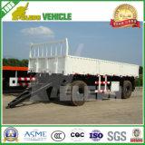 常連20FTの貨物ボックスボディトラックの牽引の引っ張り棒の完全なトレーラー