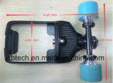 安い四輪電気スケートボードのLongboardの予備品