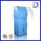 Machine hydraulique verticale de presse de papier de rebut