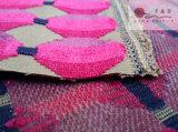 Telas del interior del bolso del terciopelo de la pila del corte del telar jacquar del extremo superior