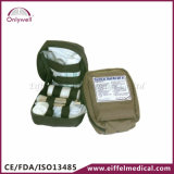 Kit médico supervivencia que acampa de primeros auxilios de emergencia