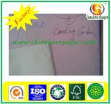 55g blanca papel autocopiativo CB