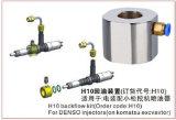 Набор противорота инструмента H10 инжектора Denso коллектора системы впрыска топлива на Komatsu Excvavtor