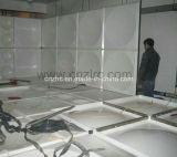 Tanque de armazenamento portátil da água bebendo de Assambled GRP/FRP/Fiberglass