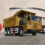 高品質の鉱物のための336/371HP 6X4 70ton Sinotrukのダンプトラック