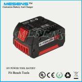 Drahtlose Bohrgerät-Batterie für Bosch Li-Ion 18V
