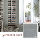 Baldosa cerámica de la mirada de piedra de la textura para el uso de la decoración del suelo del cuarto de baño