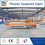 Filtre-presse d'industrie minière