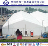 White PVC Aluminium Frame Outdoor Warehouse Event Storage Tent
