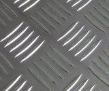 Placa de aluminio del inspector para la escala