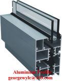 Perfil de alumínio da extrusão 6063 T5 para frames do indicador e de porta