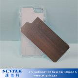 Casse del telefono delle cellule di sublimazione di Transperent 2D per il iPhone 6