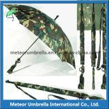 Guarda-chuva automático da caça do golfe da forma disruptiva especial do injetor do teste padrão camuflar