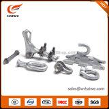 Galvanisierte formbares Eisen-Bolzenbelastungs-Schelle China-Nld Serie
