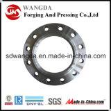 Bride borgne de collet de soudure d'acier du carbone d'ajustage de précision de pipe
