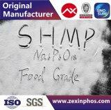 Catégorie comestible SHMP - hexamétaphosphate de sodium - additif alimentaire SHMP - phosphate d'Ingradient de nourriture